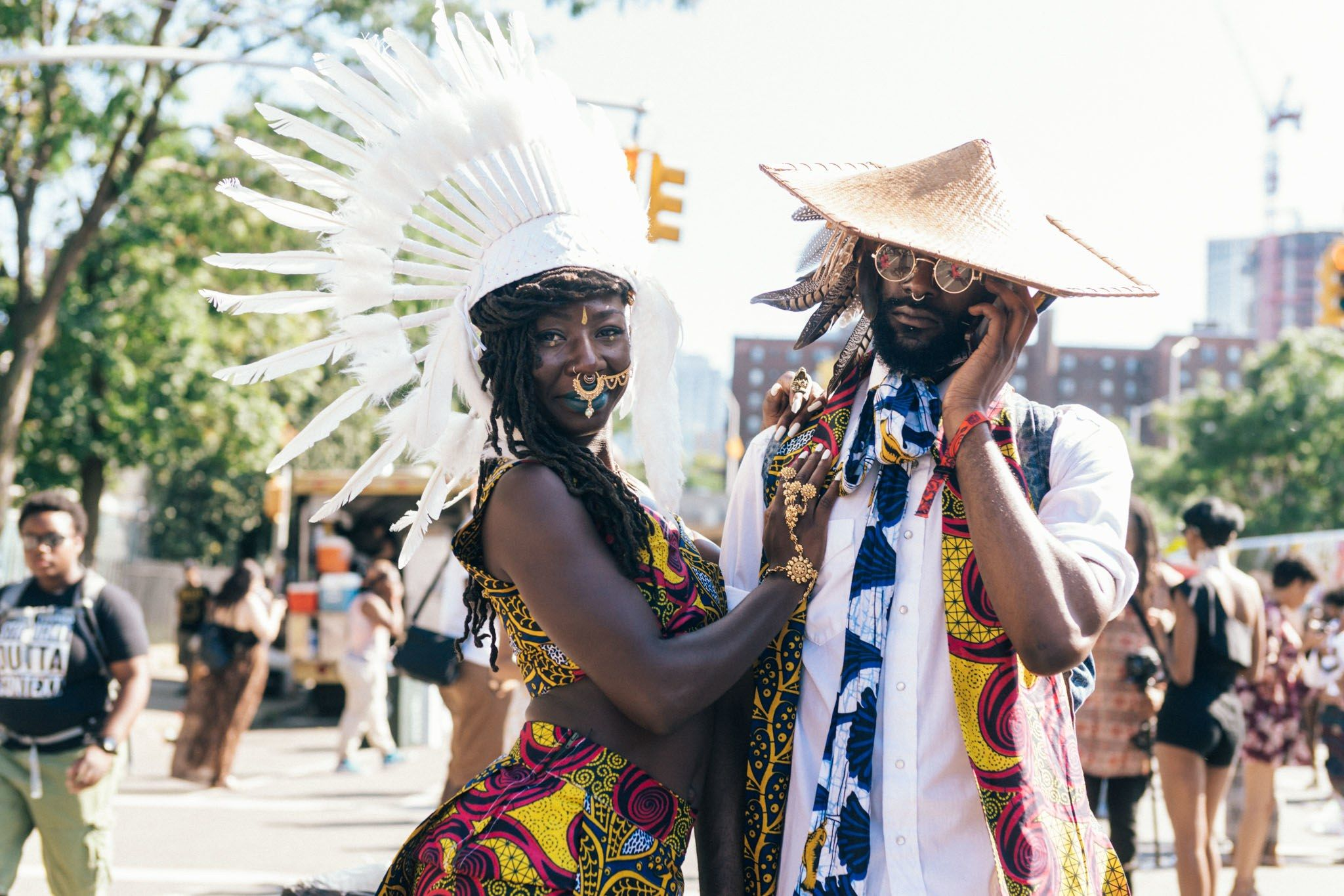Afropunk Street Style Makes Other Music Festivals Look Lazy