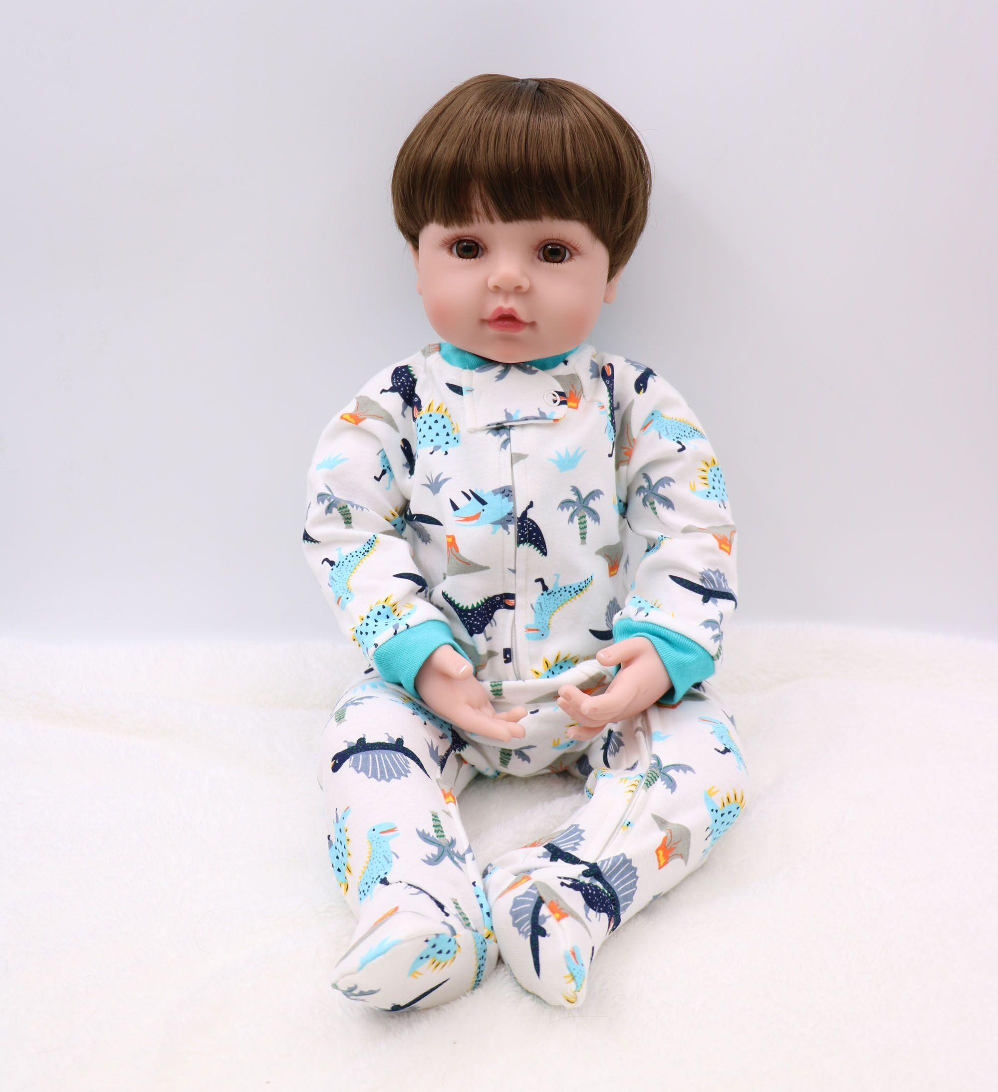 Pursuebaby Baby Boy Dolls Look Real Best Baby Doll Boy Doll Reborn Baby Dolls