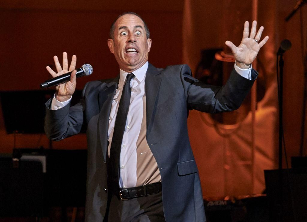 Jerry Seinfeld to perform at the Peoria Civic Center