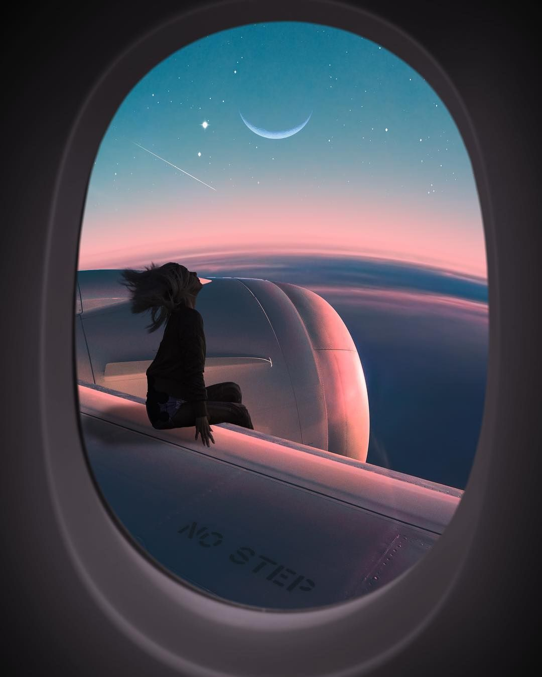 Surreal And Dreamy Photo Manipulations By Jackson Hall Design