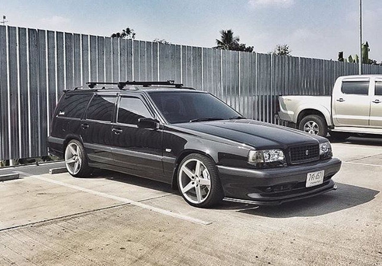 Pin by Pablo G on Volvo | Pinterest | Volvo, Volvo v70 and ...