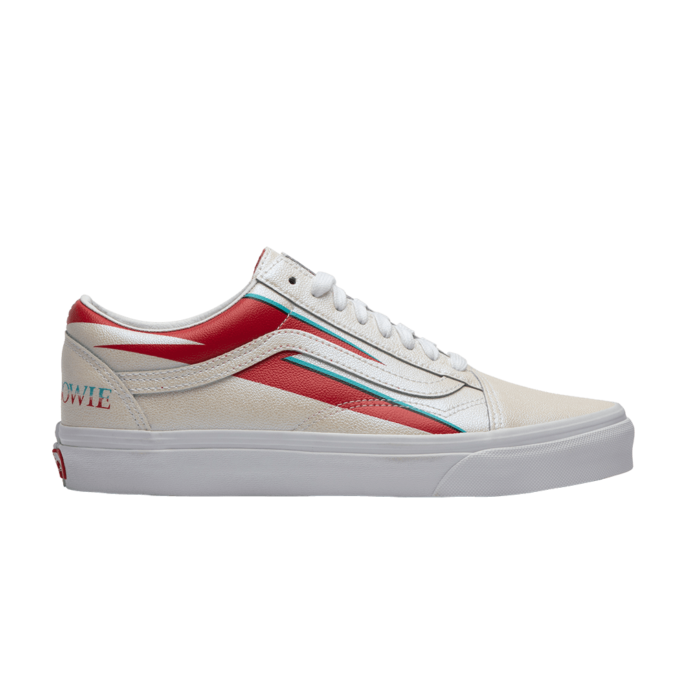 David Bowie x Old Skool 'Aladdin Sane' in 2020 | Vans, Old