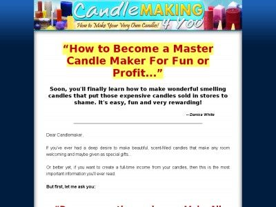 Candle Making 4 You - How to Make Your Very Own Candles! #candle #diy #creative