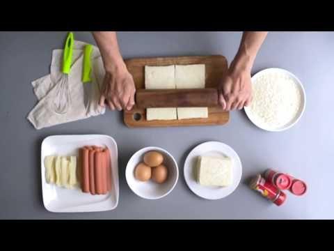 Resep Roti Goreng Mozarella Youtube Resep Roti Makanan Enak Makanan