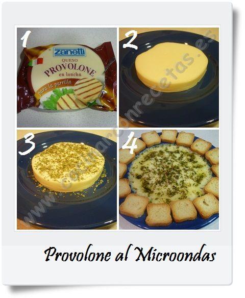 Cocinar con recetas microondas provolone al microondas 1 food pinterest microwave cooking - Cocinar al microondas ...
