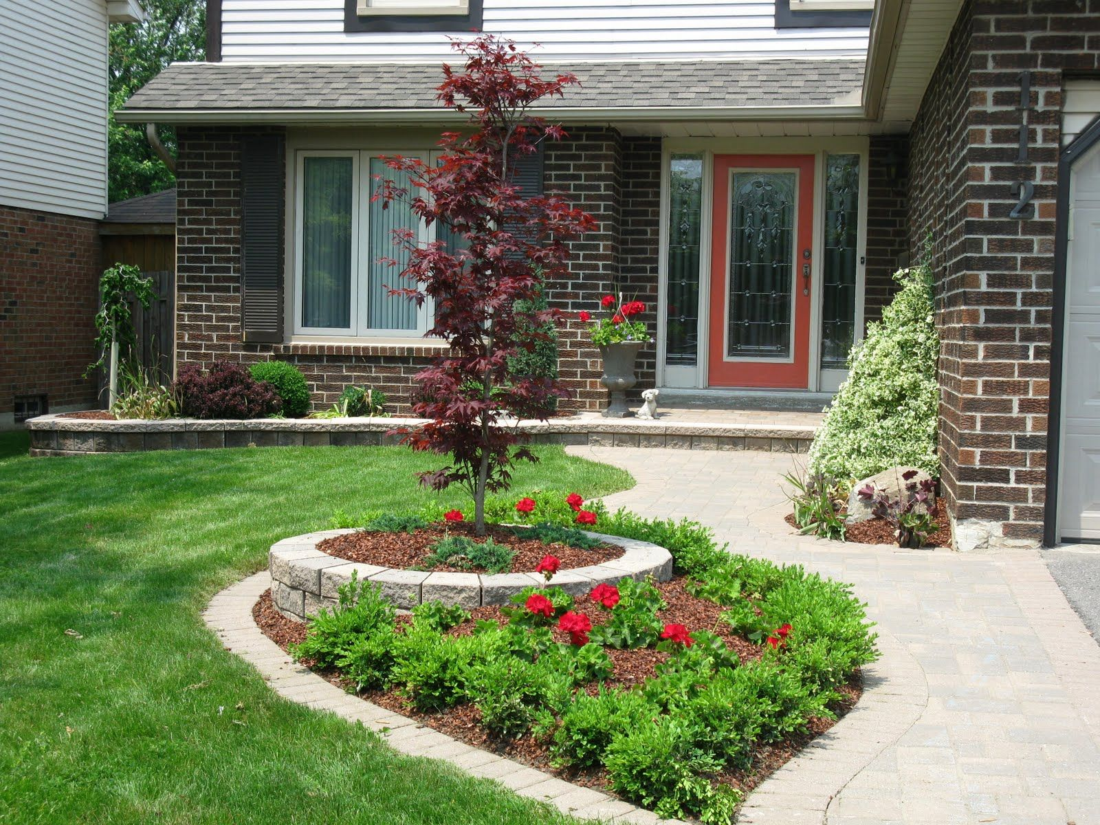 Cheap And Easy Landscaping Ideas easy landscaping ideas for your garden home decorating and