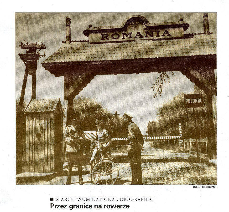 Frontiera între Polonia și România Interbelica Romania Bucharest Romania Bucharest
