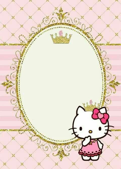Hello Kitty Memo Hello Kitty Backgrounds Hello Kitty Invitations Hello Kitty Printables