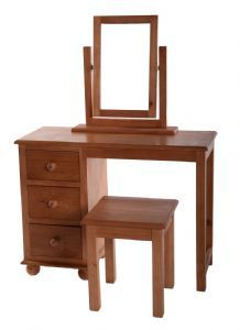 Dorchester Dressing Table Set | Dorchester Pine Bedroom Furniture ...