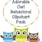 *Adorable Owl Behavior Clipchart Pack by Learning 4 Keeps*This pack would be an adorable way to track and encourage good behavior in the classroom