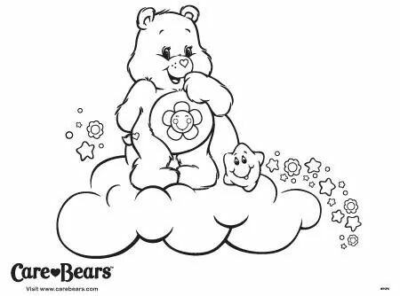 Harmony coloring page