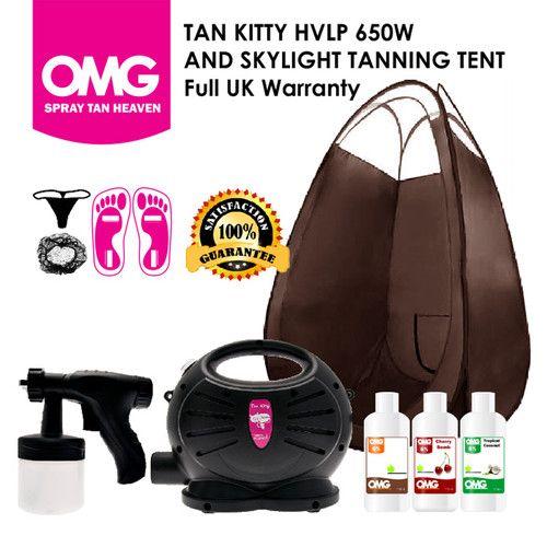 Spray Fake Tan Tanning Machine Tent Professional HVLP Airbrush Kit Tan Kiity | eBay  sc 1 st  Pinterest & Spray Fake Tan Tanning Machine Tent Professional HVLP Airbrush ...