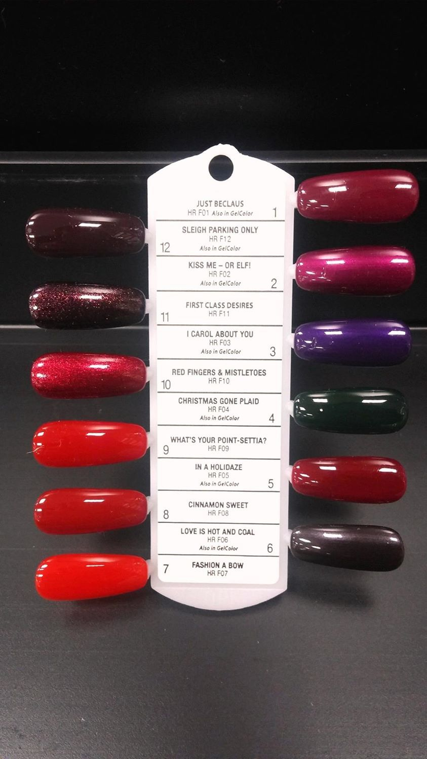 New* OPI Gwen Stefani 2014 Holiday Collection