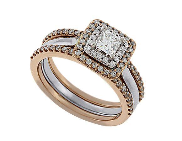 BMRD33878  - Halo - Ready to Wear - BMRD33878  from Kesslers Diamonds