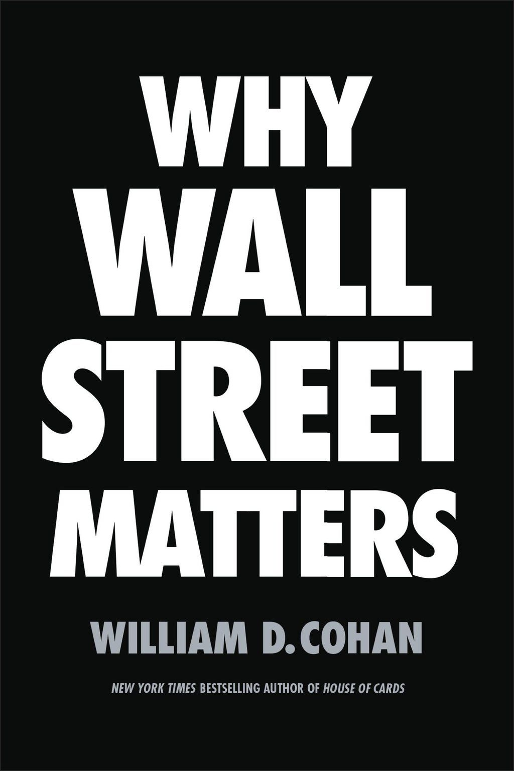 Why Wall Street Matters PDF Free Download