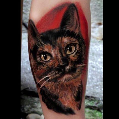 #cattattoo #crazycatlady #catofinstagram #ink #inked #inkart #tattooart #tattoolife #tattoolove #tattoopassion #tattooinspiration #tattocommunity #lamoglietatuata #thetattooedwife