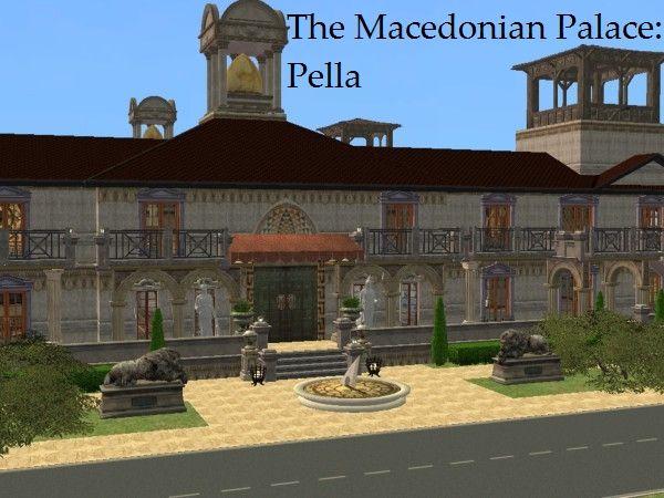A Macedonian Palace : Pella