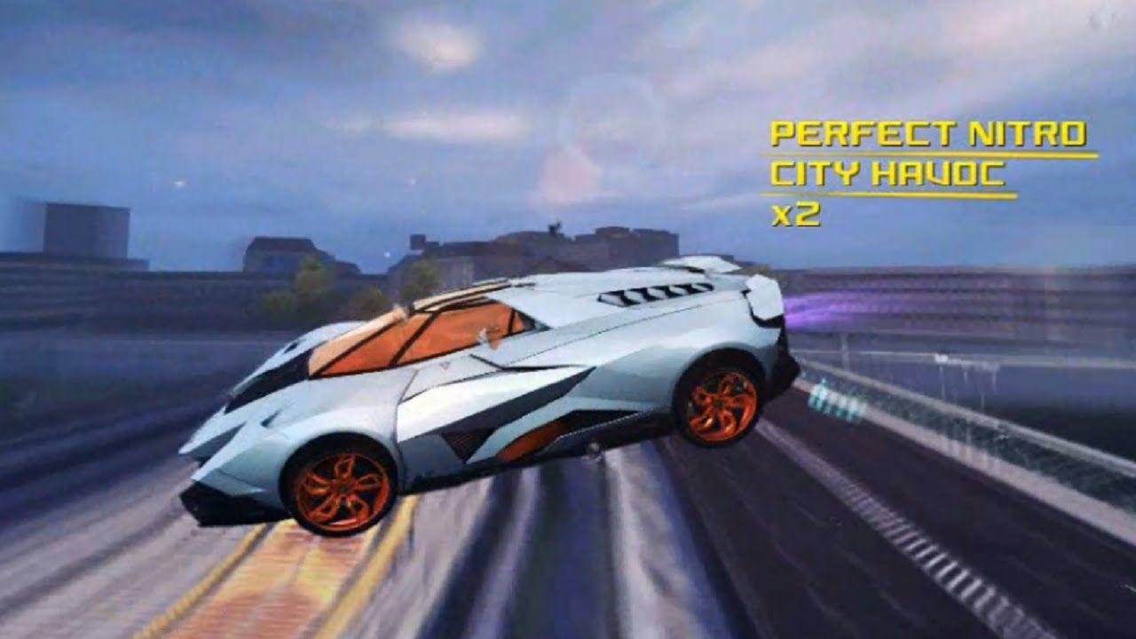 Asphalt 8 Airborne Lamborghini Egoista Vs Peugeot Onyx 8 S Class