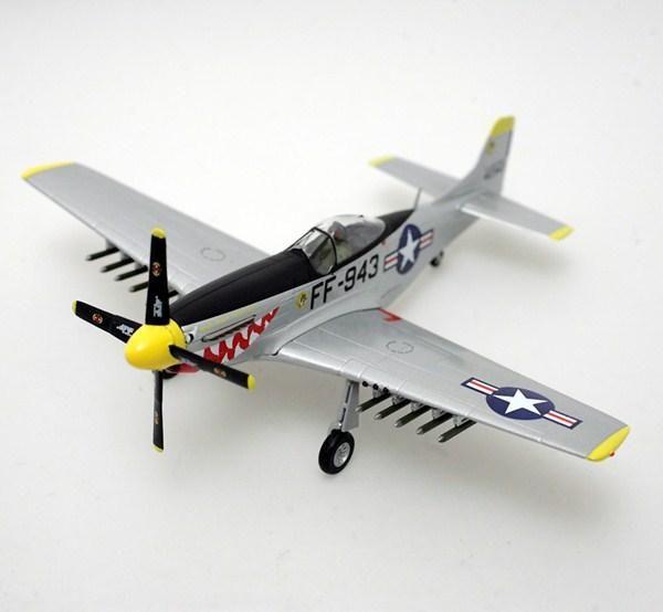 P 51 MUSTANG 1/48 Propeller-Flugzeug in Wetzikon ZH kaufen bei ricardo.ch