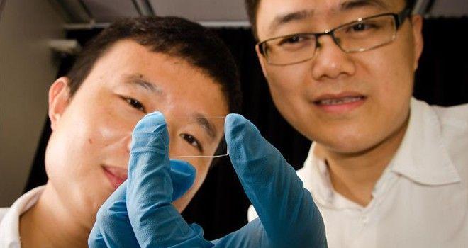 Desarrollan sensor para cámaras hecho de grafeno mil veces más sensible a laluz