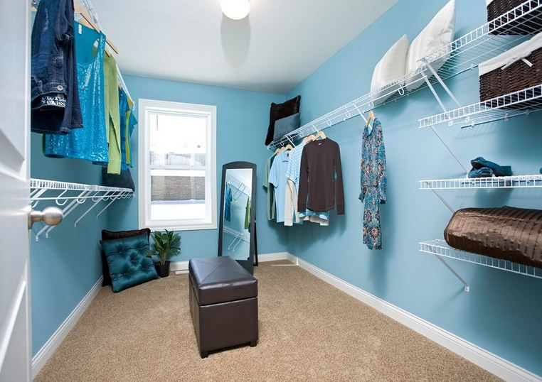 Many Centex home designs include flex rooms that can be used for a variety of options. What's in your flex room?