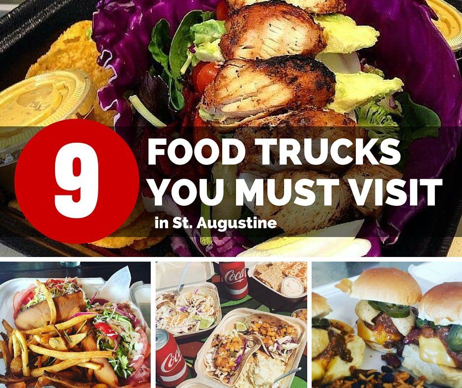 st augustine food truck park