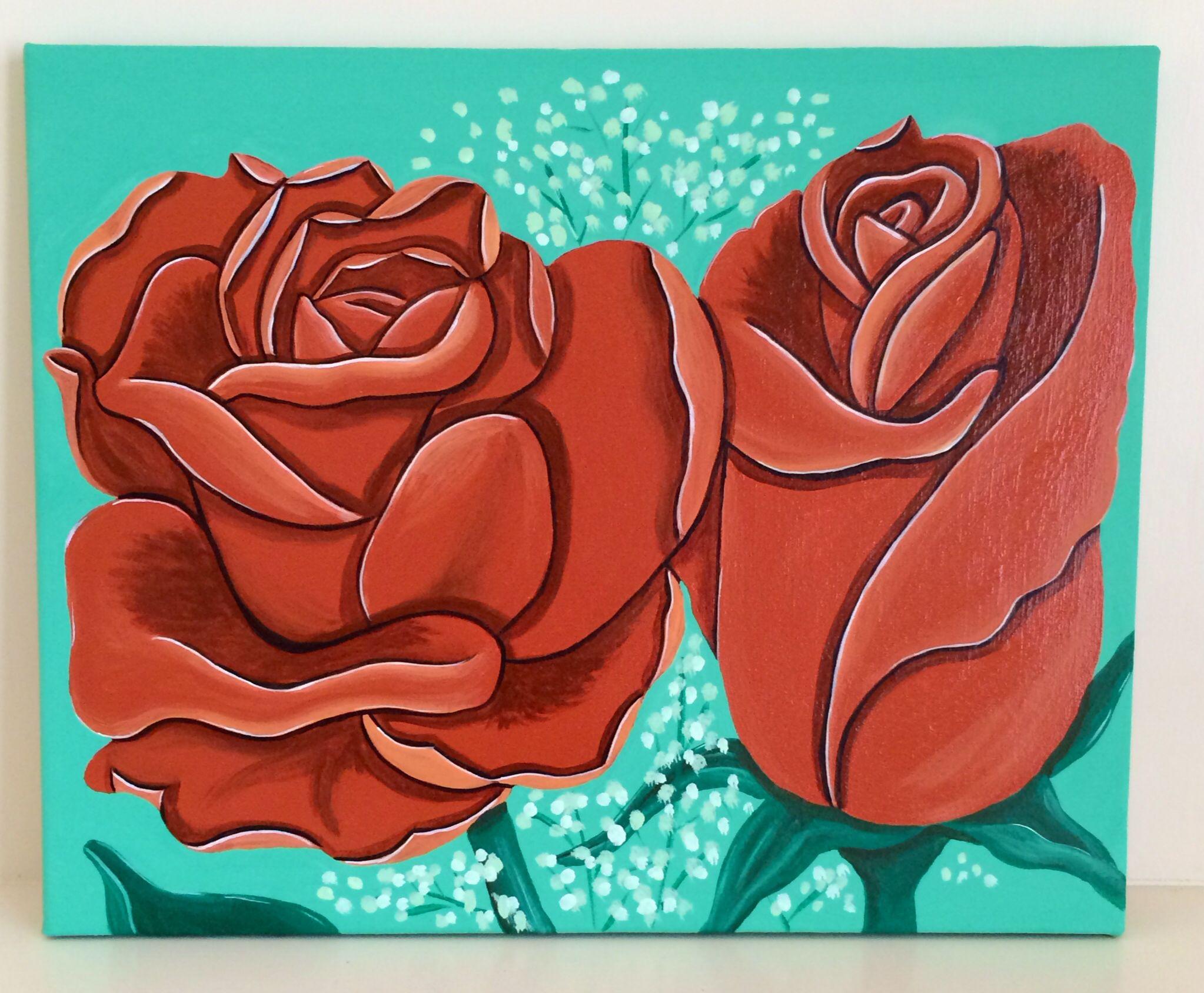 Painting, Artist, Desserts