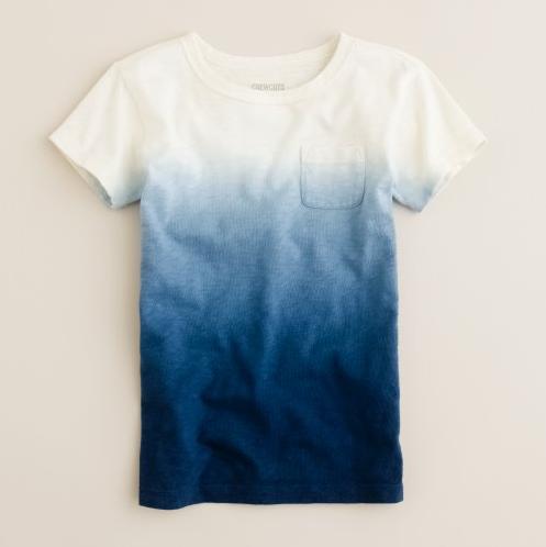 4a7b2fd85 DIY: Dip Dyed T-shirt in 2019 | style/closet | Dip dye t shirts, Dye ...