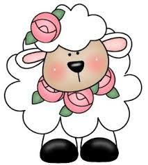 Resultado De Imagem Para Desenho De Ovelha Colorido Ovelhas
