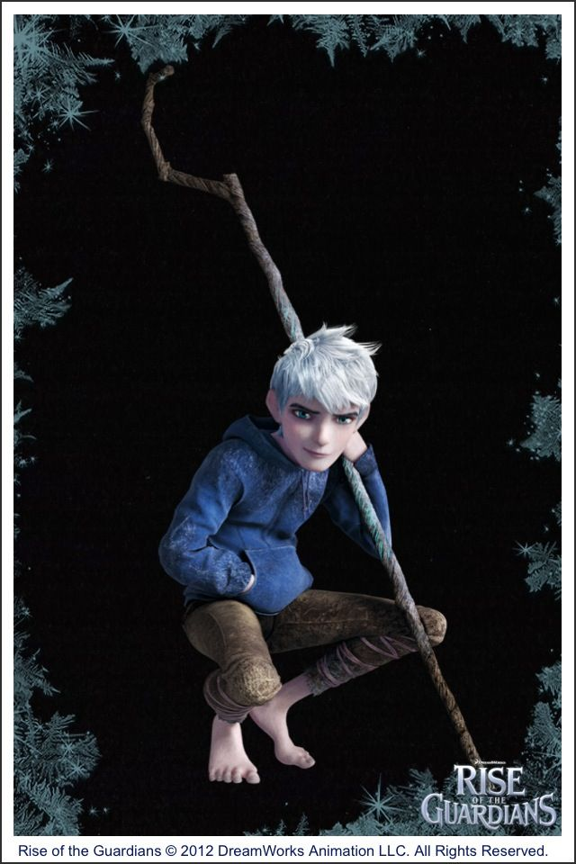 Pin On Jack Frost Rotg