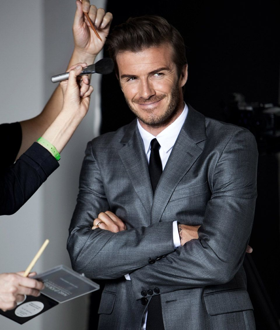 David beckham to debut his underwear line at h i love a man in