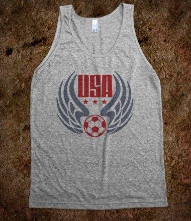 USA Soccer Sport