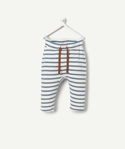 01b927fcae0de LE SAROUEL EN JERSEY   Un sarouel super confortable pour bébé ! LE SAROUEL