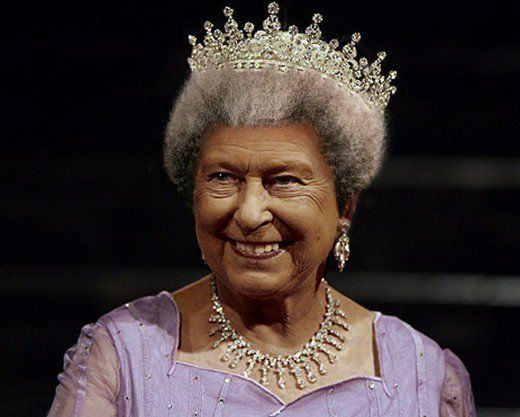 British Royal Family Shocker Queen Elizabeth Ii Is Black Queen Elizabeth Queen Elizabeth Ii Black Royalty