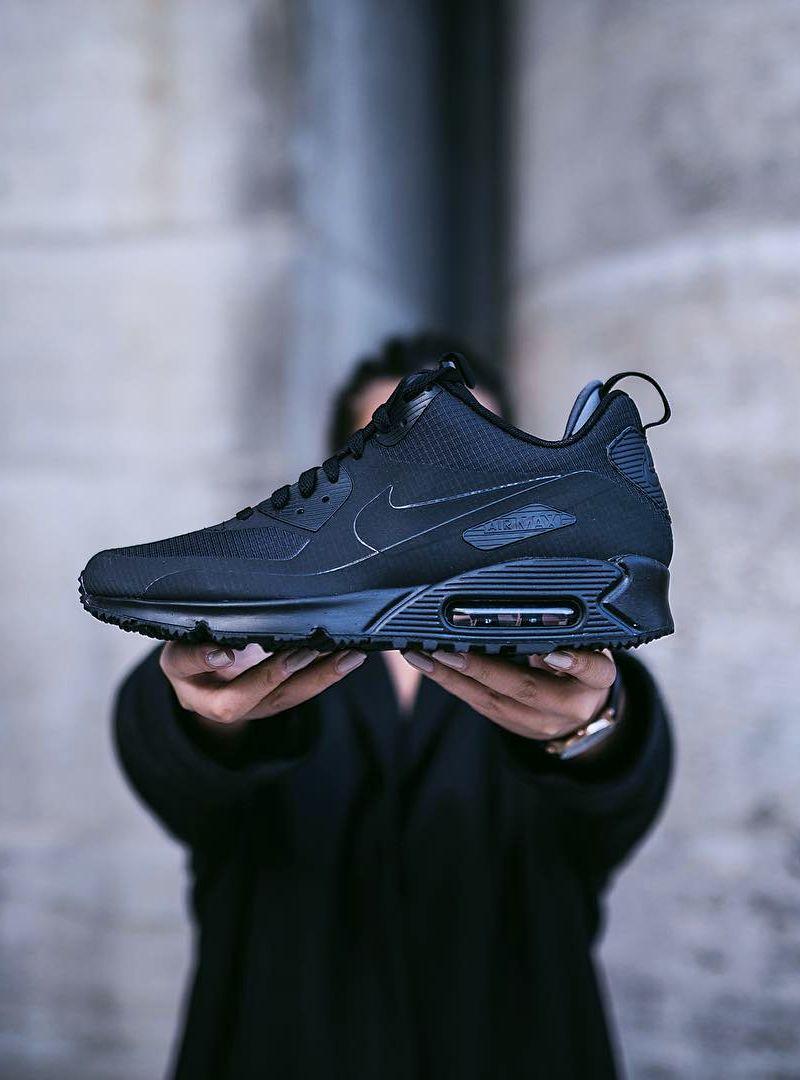 ec19496089 ... Nike Air Max 90 Mid Winter (via Kicks-daily.com) ...