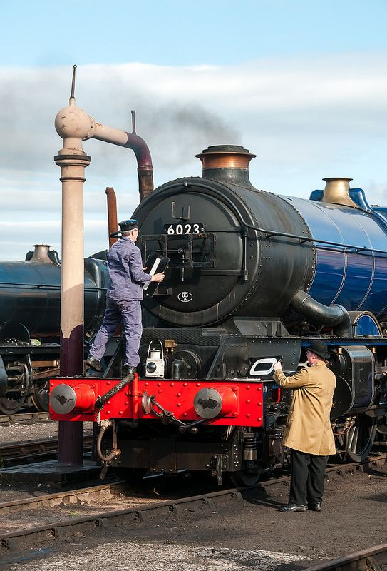 Duty Numbers in 2019 | All Aboard | Steam railway, Train, Train tracks