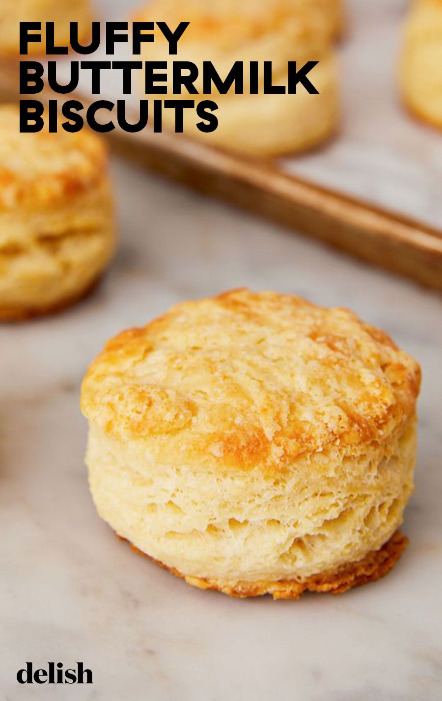 Fluffy Buttermilk Biscuits Easy Biscuit Recipe Homemade Biscuits Recipe Buttermilk Recipes