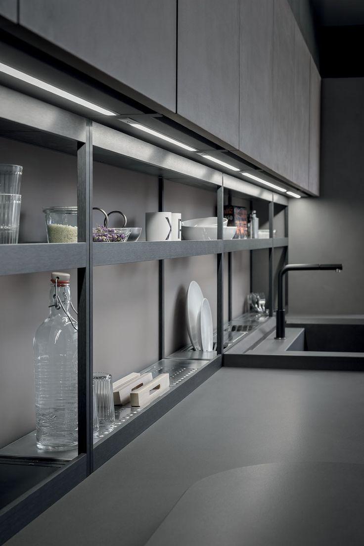 Image Result For Boffi Kitchen Utensils Rail
