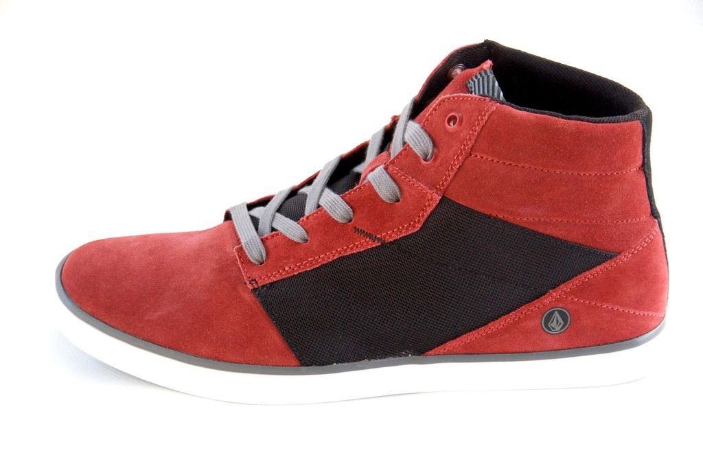 VOLCOM GRIMM MID SCHUH DEEP RED http://www.fourseasonsclothing.de/products/volcom-grimm-mid-schuh-deep-red  #volcom #sneaker #new #volcomstone