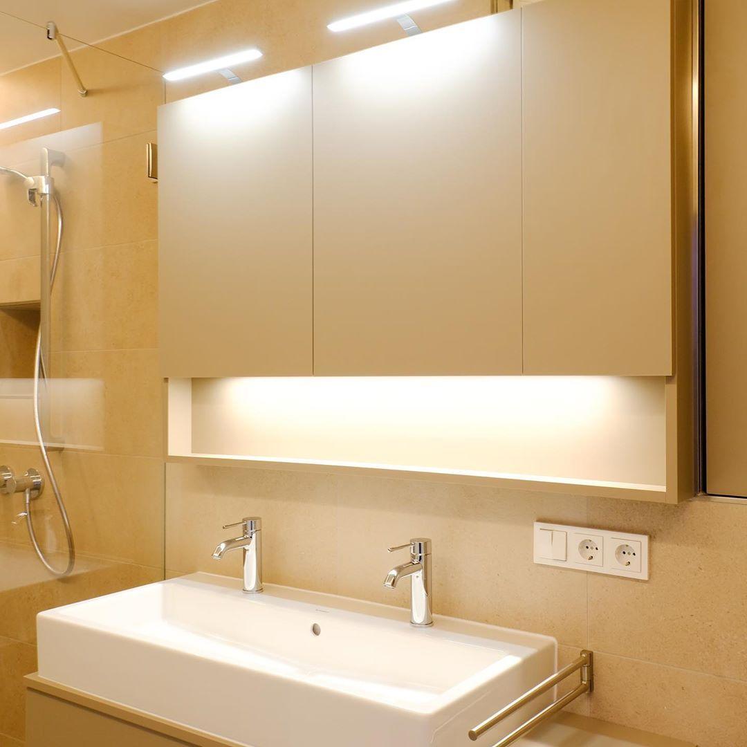 Badmobel Spiegelschrank Badezimmer Badezimmerdesign Badezimmerideen Waschtischunterschrank Schreiner Schreinermobel Badmobelnach Home Decor Decor Home