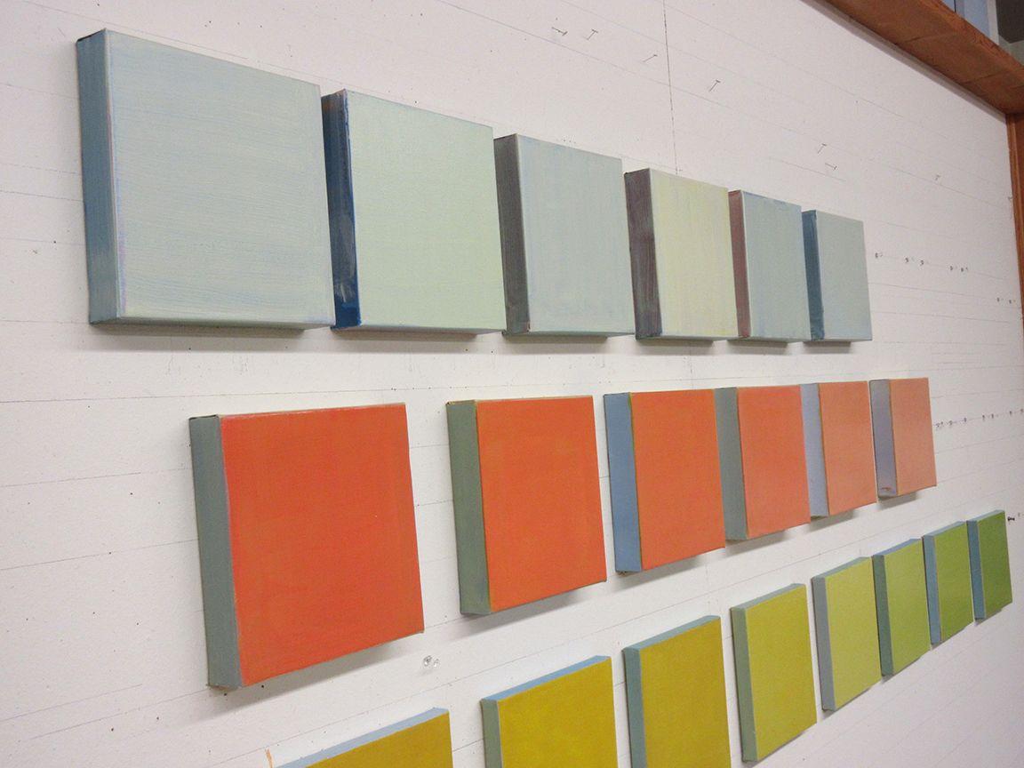 """""""Slow Color"""" ideas; m.clifford"""