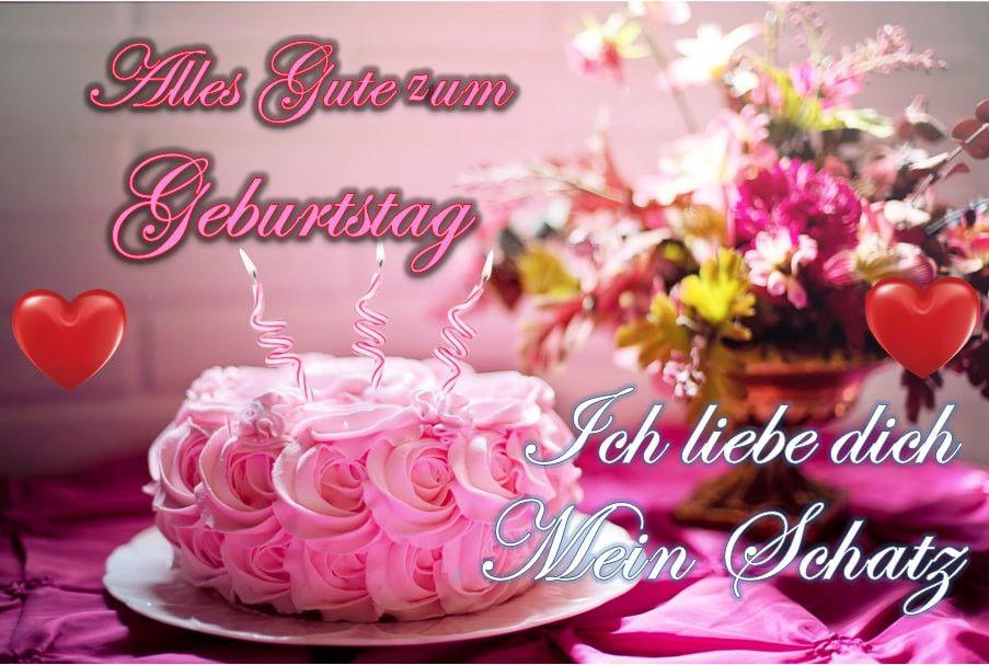 Geburtstagswunsche Fur Mein Schatz Top 20 Geburtstagswunsche