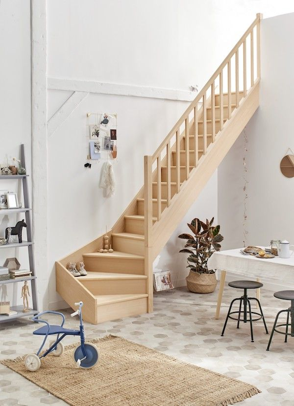 Escalier Faubourg Staircase Design Basement Remodeling Stairs