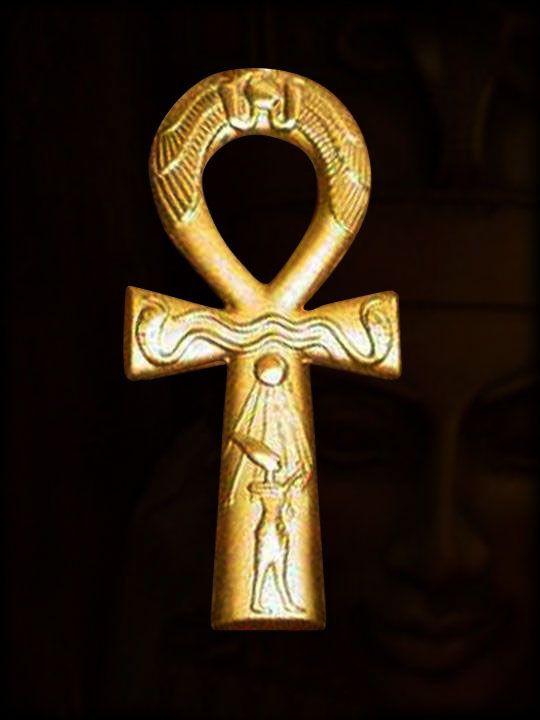 Ankh Symbol Of Eternal Life Tatuajes Sobre Egipto Pinterest