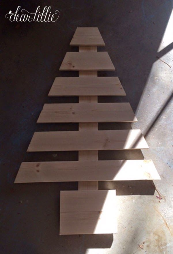 The girls and I thought it would be fun to make an advent calendar this year. We were looking through a Pottery Barn Kid's ca...