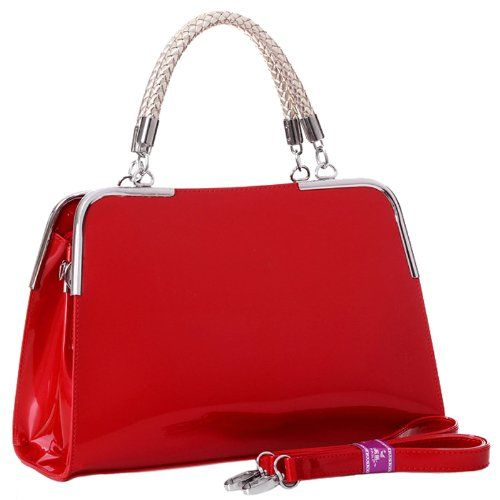 http://www.undergroundsoundsky.com MG Collection MATANA Red Trendy ...