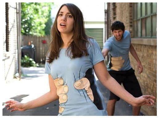 Their shirts >>>>