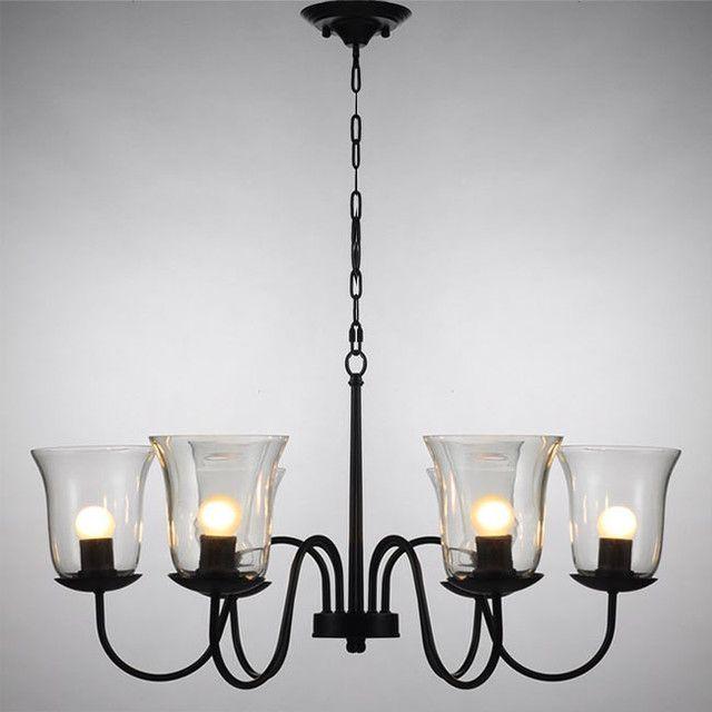 Chandelier Glass Shades Cheap | Lighting ideas | Pinterest | Glass ...