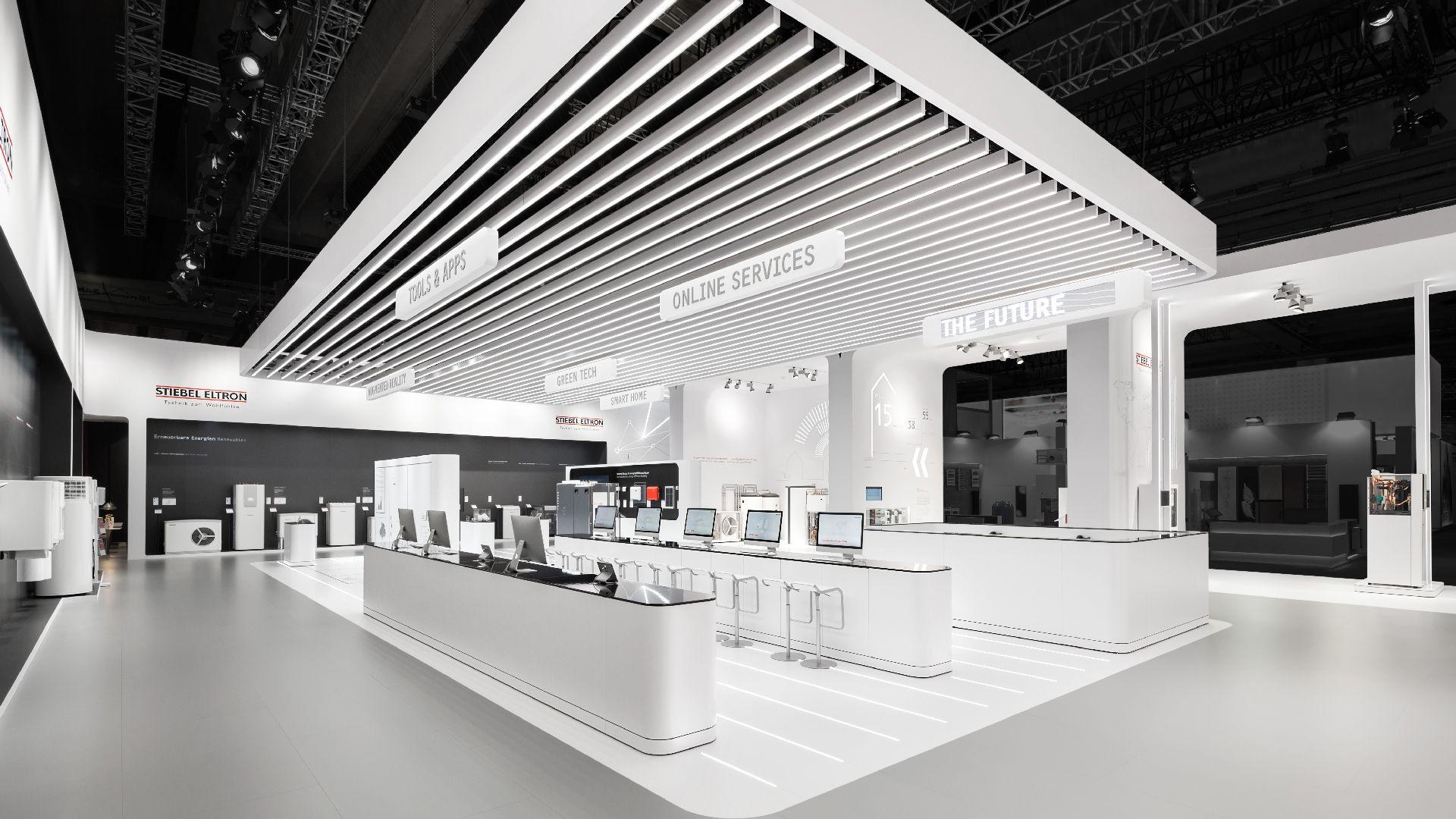 Willkommen Zukunft Messe Projekte D Art Design Gruppe Messebau Messestand Design Messe