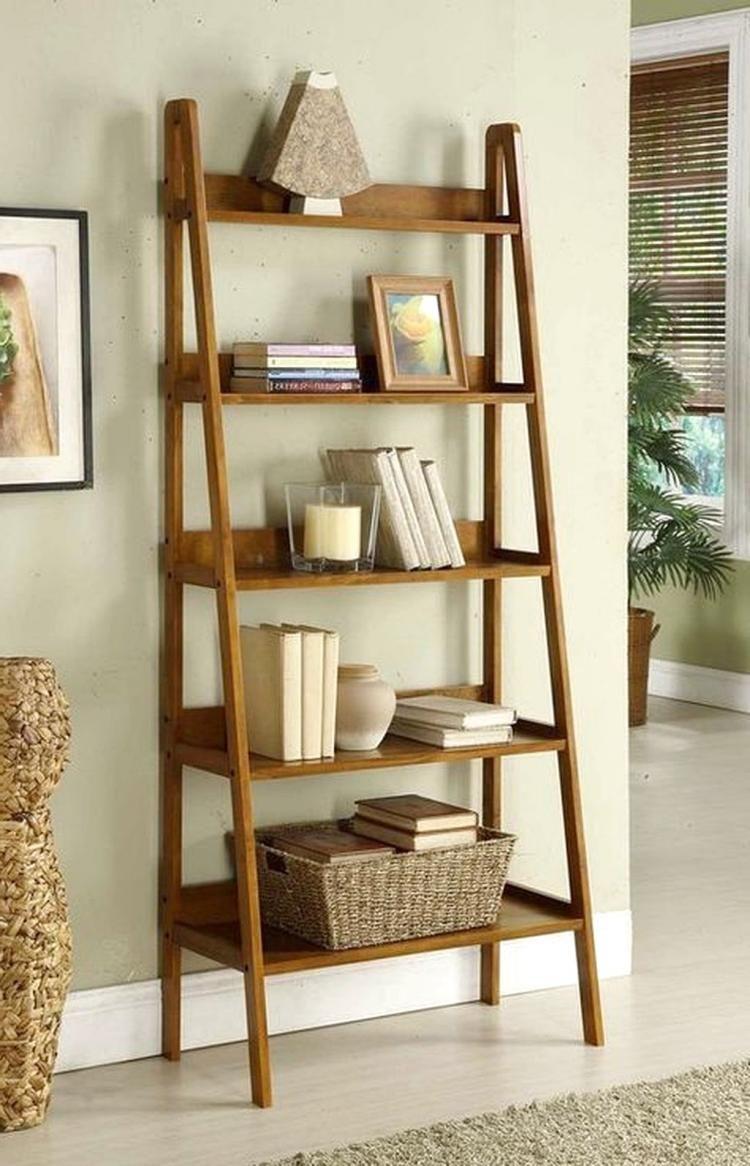 20 Fabulous Bookshelves Decorating Ideas For Living Room Decor